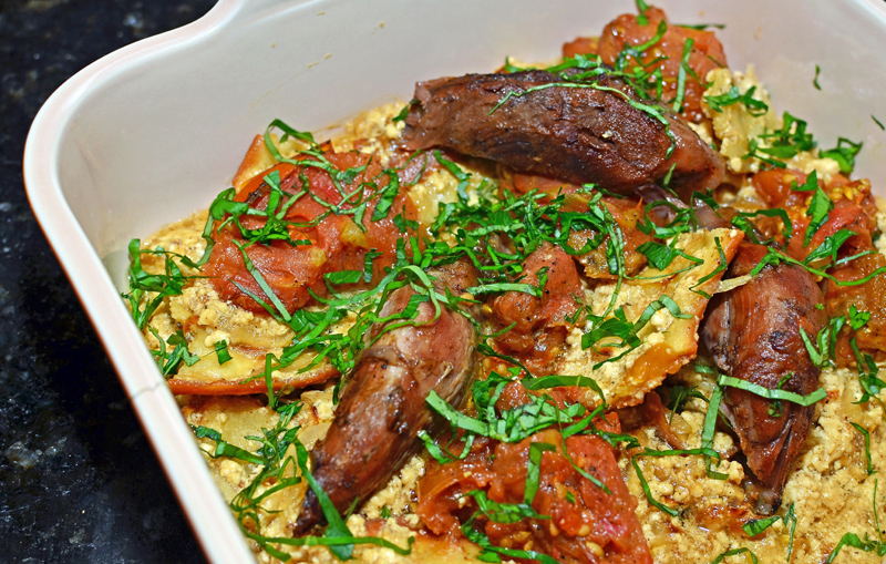 Qurutob, Tajikistan's National Dish