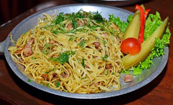 Russian Food - Nasha Rasha - Po-Flotsky