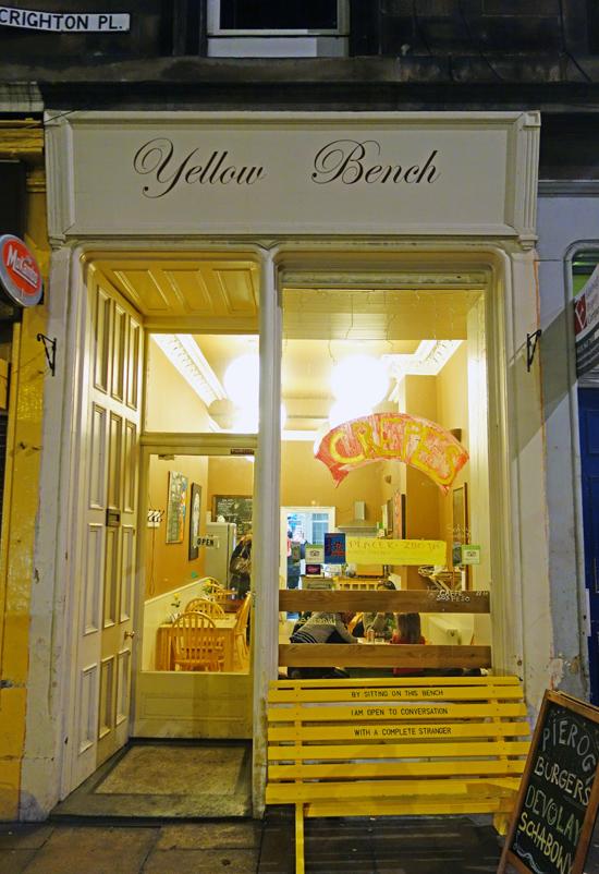 Yellow Bench Restaurant