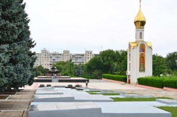 Transnistria - Tiraspol - War Memorial