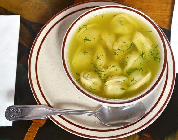Uzbek Cuisine - Kebeer - Pelmeni