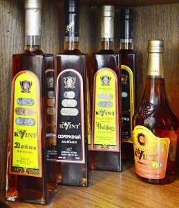 Tiraspol - Kvint Factory - Brandy Tasting