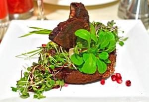 Russian Cuisine - Ariana - Sulguni Salad