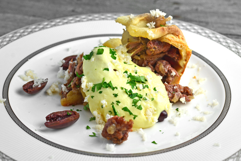 Zur Belish, Tatar Meat Pie