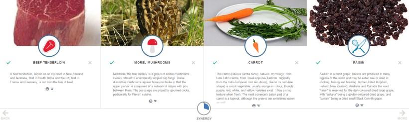 """Morel """"Strudel"""" Kebab and Vegetarian Plov"""
