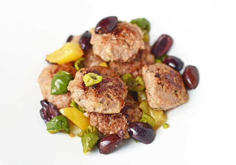Albanian Cuisine - Qofte