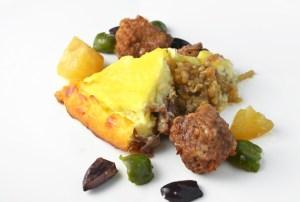 Albanian Cuisine - Tavë Kosi and Qofte