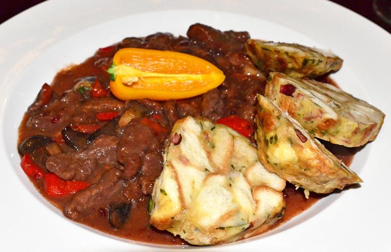 Restaurant Charleston - Venison Ragoût
