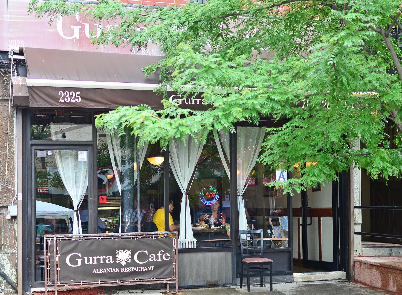 Belmont - Gurra Café