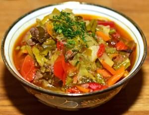 Uzbek Cuisine - Uma's - Lagman