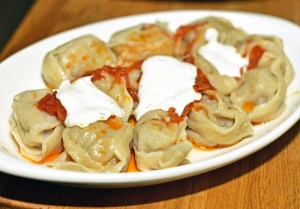 Uzbek Cuisine - Uma's - Pelmeni