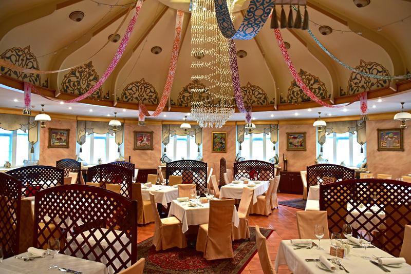 Astana, Kazakhstan - Restaurant Farhi