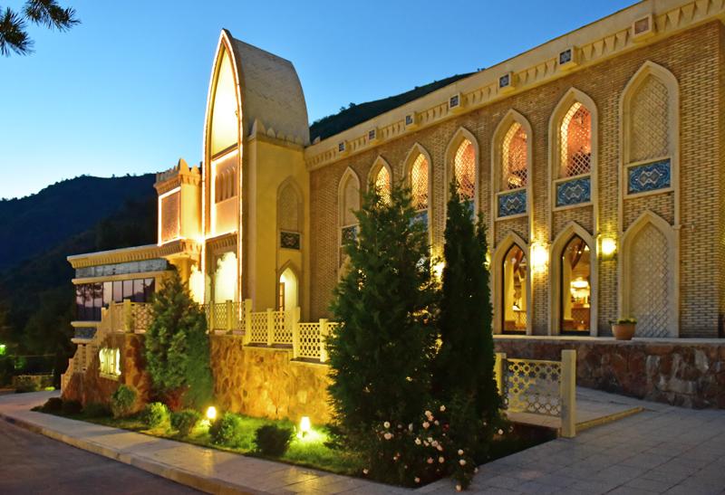Almaty, Kazakhstan - Restaurant Samal