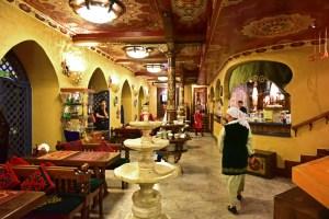 Almaty, Kazakhstan - Restaurant Zheti Kazyna