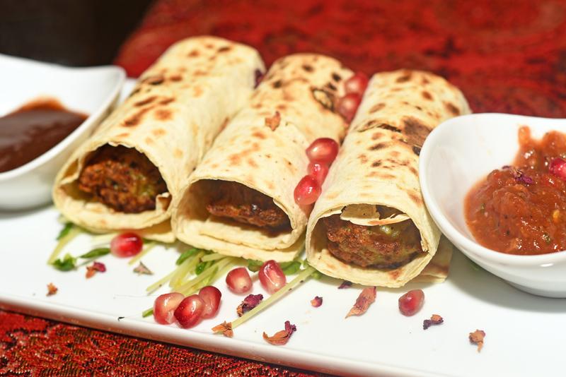 Russian Cuisine - Kapowski's - Lulya Kebab