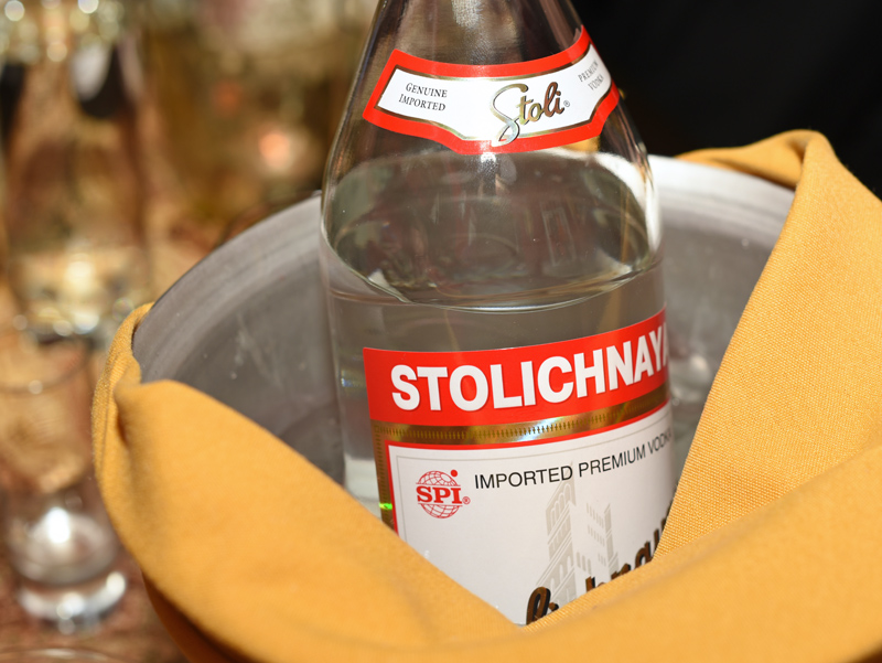 Russian Cuisine - Kapowski's - Stolichnaya Vodka