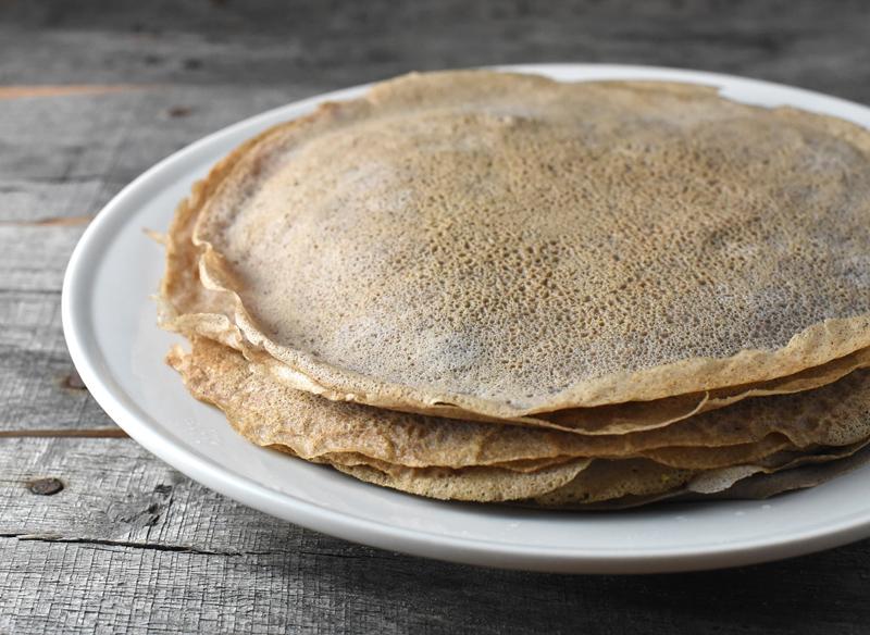 Buckwheat Blini