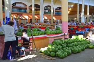 Khujand - Panjshanbe Bazaar