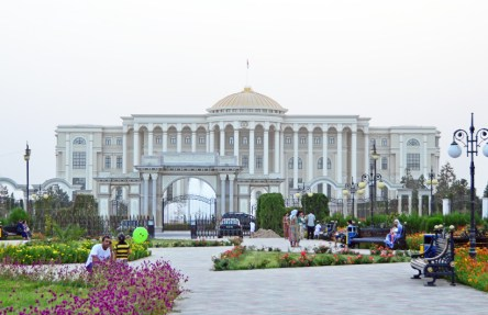 Dushanbe - Palace of Nations