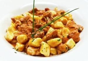 New Rochelle - Dubrovnik Restaurant - Gnocchi with Veal Ragu