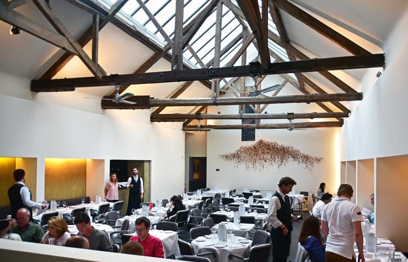 London - Baltic Restaurant