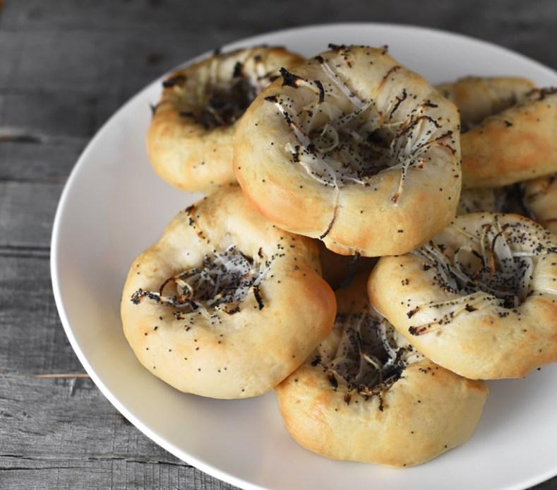 Jewish-Polish Food - Bialys