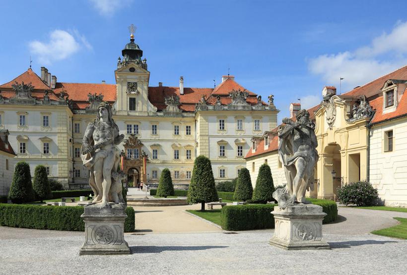 Moravia - Valtice Palace