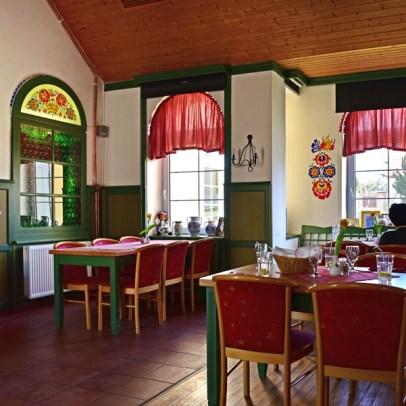 Czech Republic - Lednice - Grand Moravia Restaurant