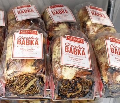 Jewish Food - Chocolate Babka