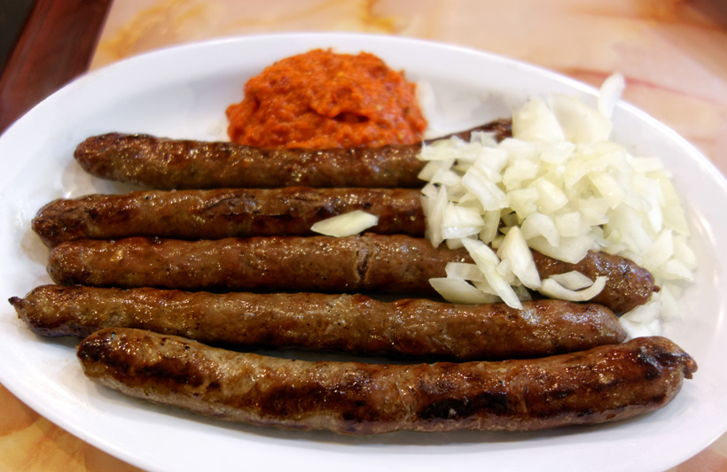 Cevabdzinica Sarajevo - Bosnian Sausages