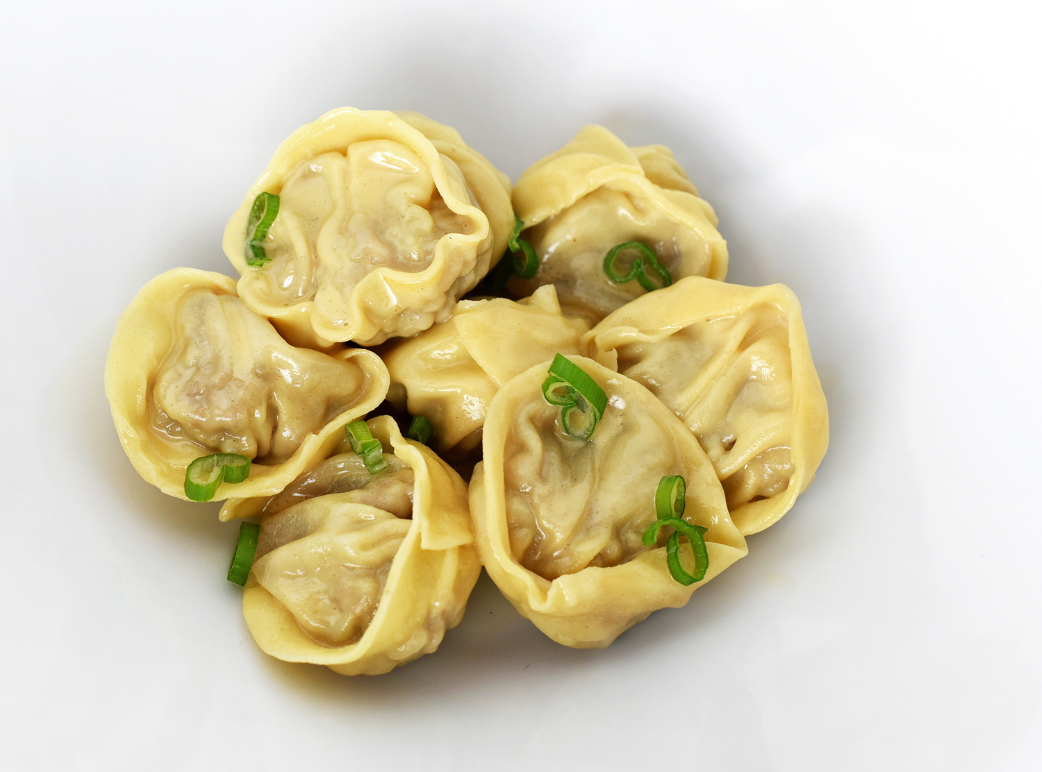 Russian Food - Pelmeni, Siberian Meat Dumplings