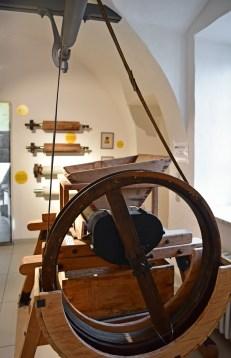 Loštice - Olomouc Cheese Museum - Churning Mill