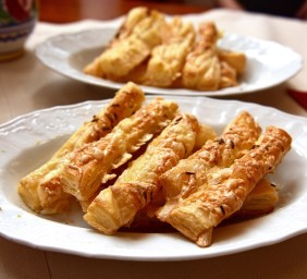 Czech Republic - Olomouc - Moravská Restaurant - Cheese Sticks