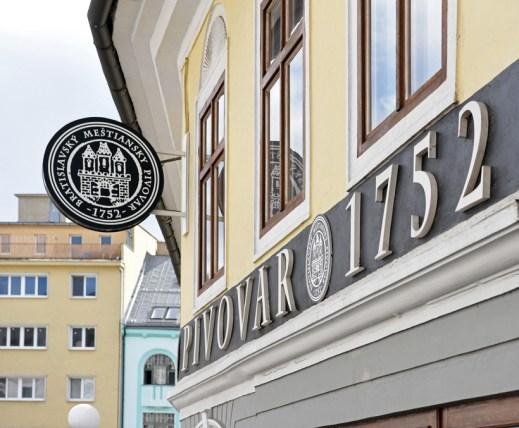 Bratislava - Bratislavský Meštiansky Pivovar
