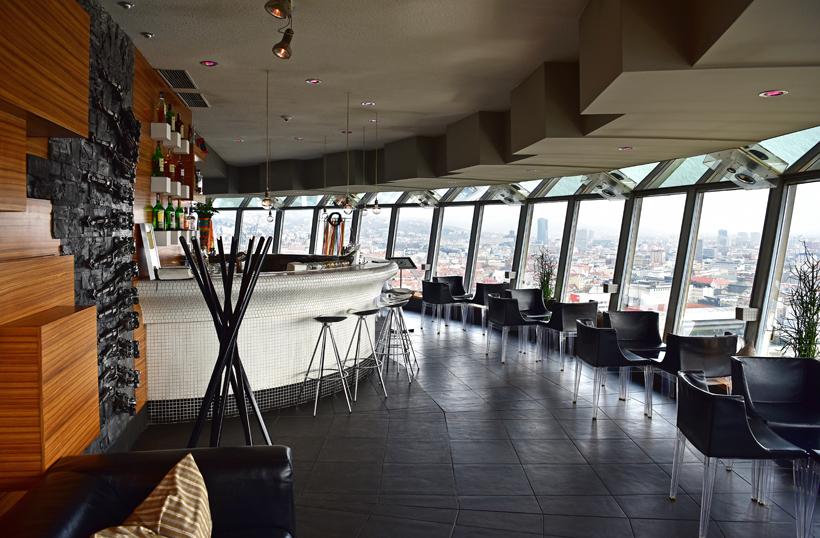 Bratislava - UFO Restaurant