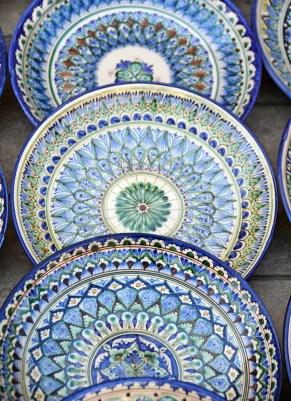 Bukhara - Ceramics