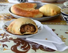 Road to Bukhara - Lunch