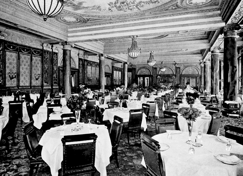 Waldorf Hotel, New York