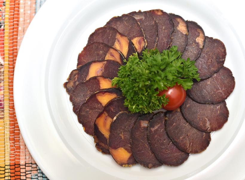 Tatar Cuisine - Kazan Chay Bar - Kazy