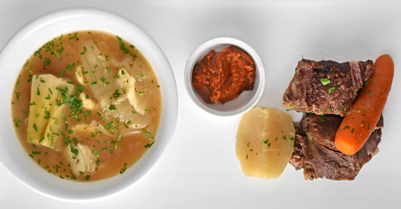Dagestani Cuisine - Laks Khinkal