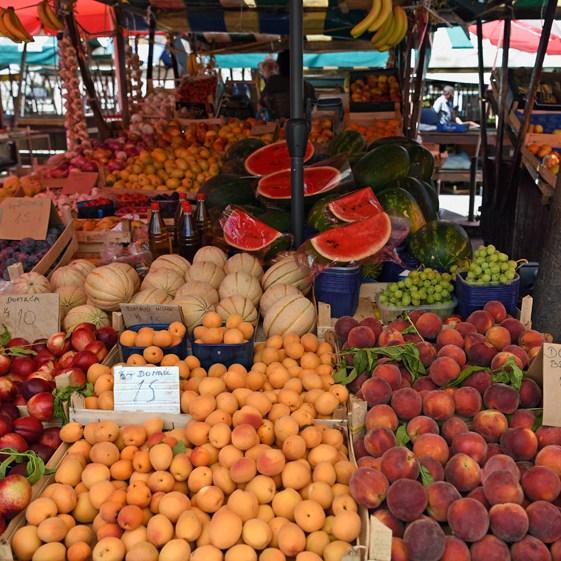 Zadar Green Market