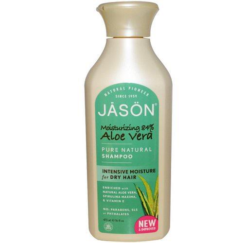 jason natural shampoo pure