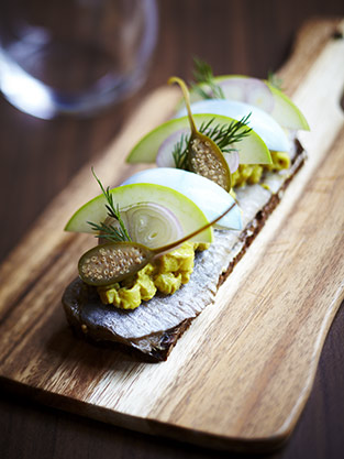 Smorrebrod, Danish Open Sandwiches