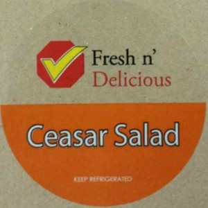 Fresh n' Delicious Ceasar Salad