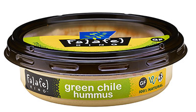 Green Chile Hummus Listeria