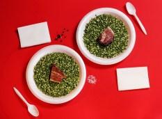 fake split peas soup