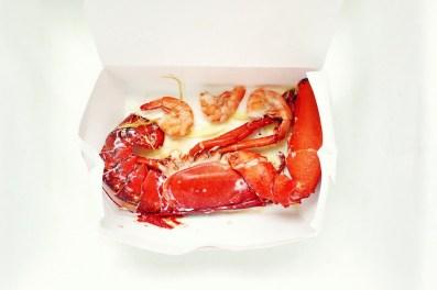 seafood leftover