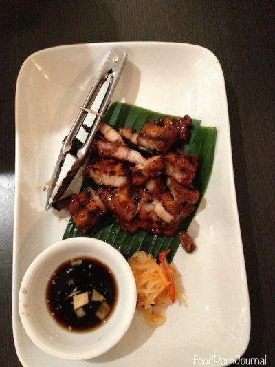 Kusina pork belly