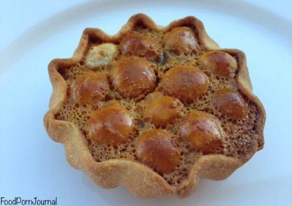 Knead Patisserie macadamia tart