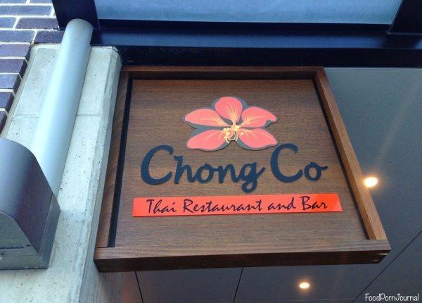 Chong Co Thai Kingston Foreshore